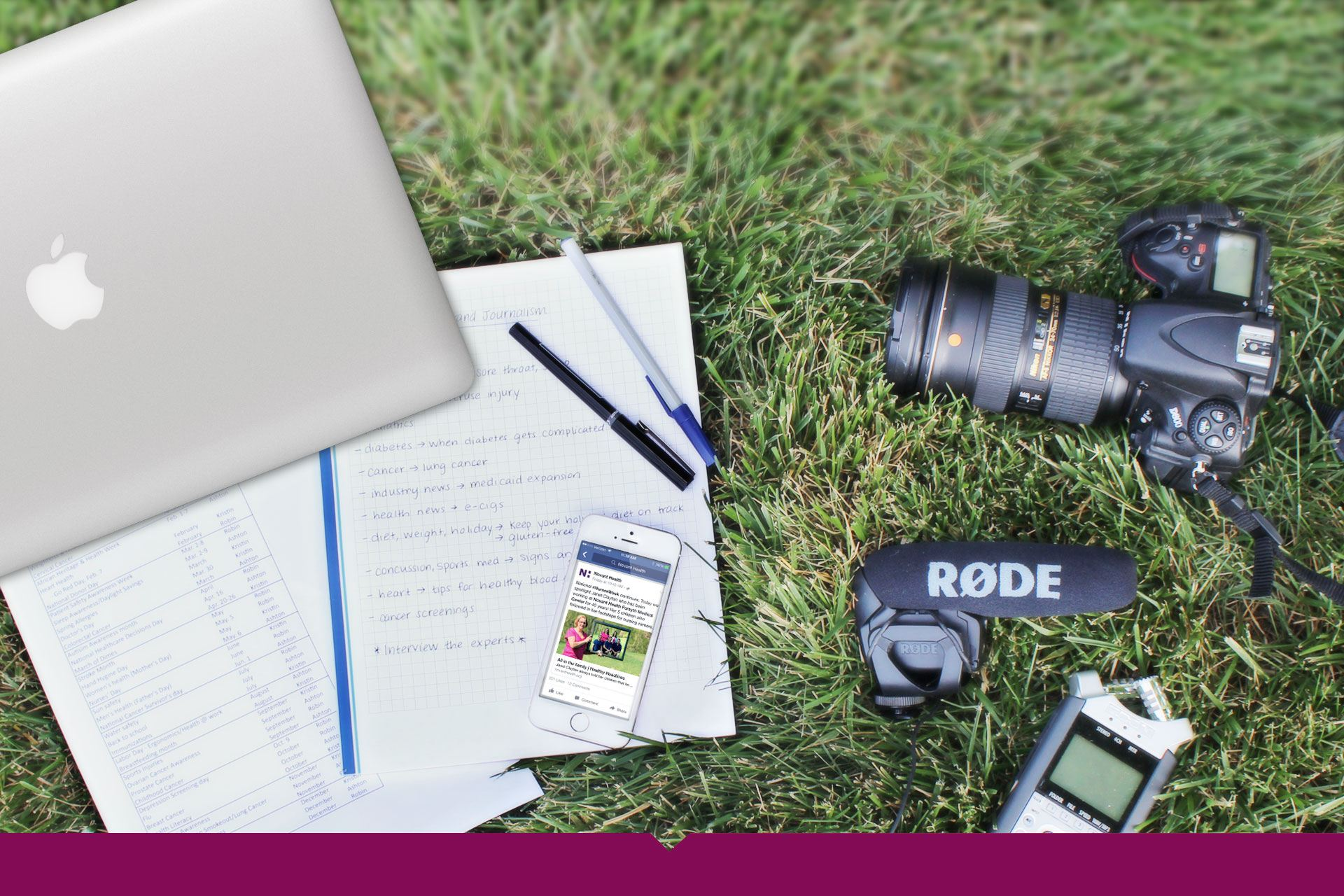 Brand Journalism Study