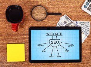 Image of on page SEO factors