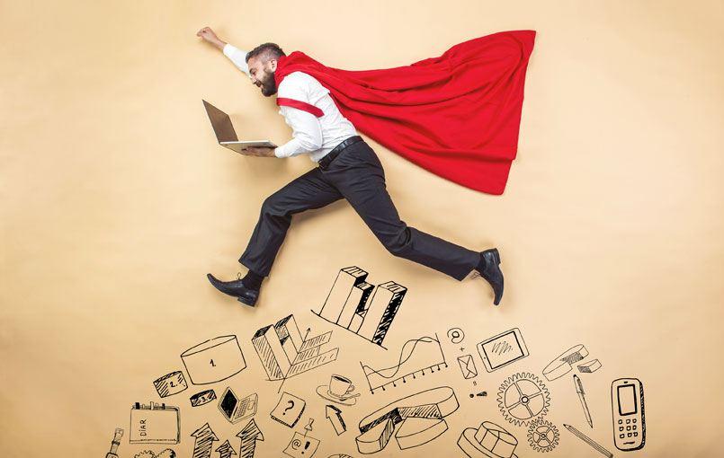 Social media marketing tips from dad blog header image