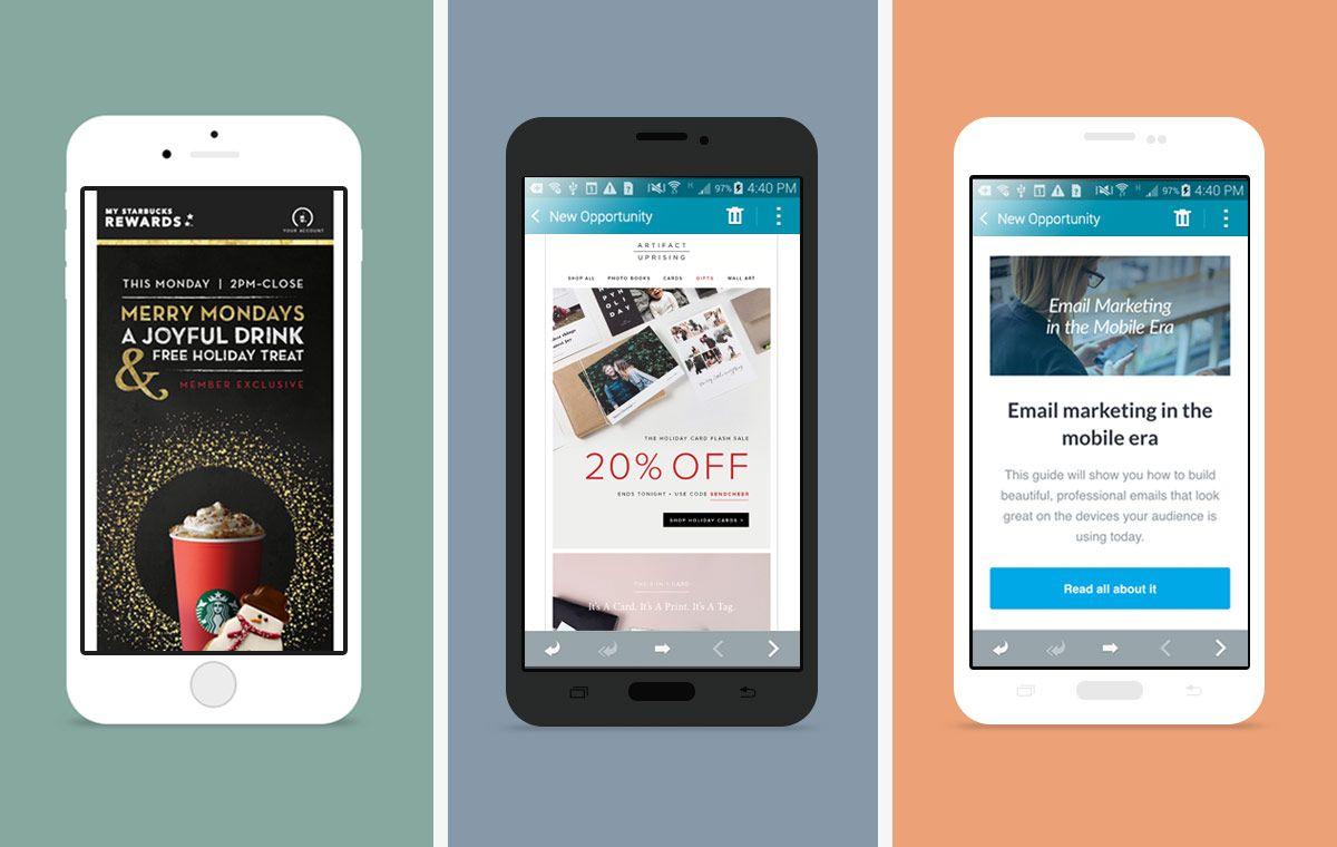 8 tips for optimizing email design to increase click-through rates